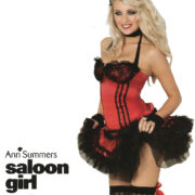 Ann Summers Sexy Saloon Girl Costume